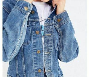 Vintage Modern Lee Rider jacket size M